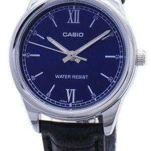 Casio Timepieces LTP-V005L-2B LTPV005L-2B Analog Women's Watch