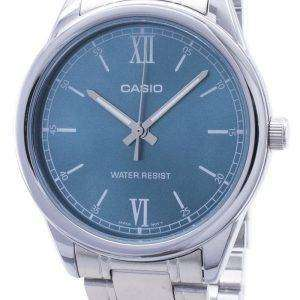 Casio Timepieces MTP-V005D-3B MTPV005D-3B Quartz Analog Men's Watch