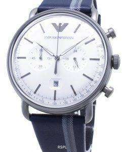 Emporio Armani Aviator AR11202 Tachymeter Quartz Men's Watch