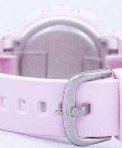 Casio Baby-G Shock Resistant World Time Analog Digital BGA-190BE-4A Women's Watch