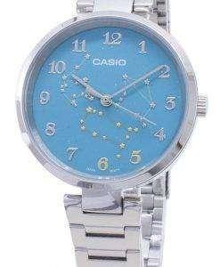 Casio Quartz LTP-E07D-3A LTPE07D-3A Analog Women's Watch