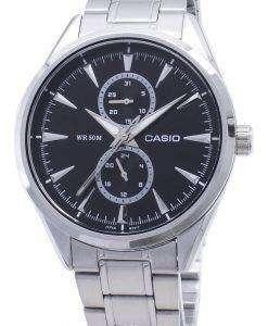 Casio Enticer MTP-SW340D-1AV MTPSW340D-1AV Quartz Men's Watch
