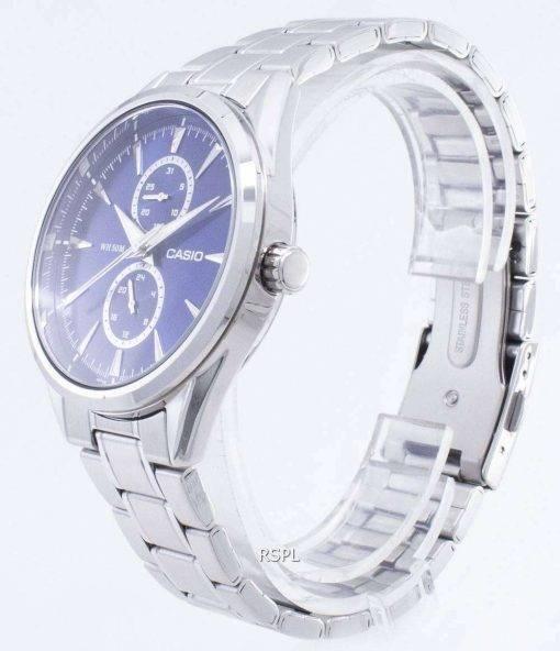 Casio Enticer MTP-SW340D-2AV MTPSW340D-2AV Quartz Men's Watch