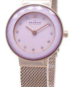 Skagen Leonora SKW2768 Diamond Accent Quartz Women's Watch