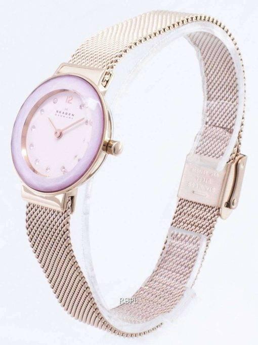 Skagen Leonora SKW2768 Diamond Accent Quartz Women's Watch