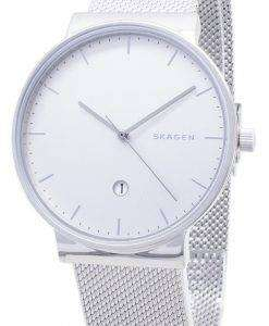 Skagen Ancher Steel Mesh Quartz SKW6290 Men's Watch