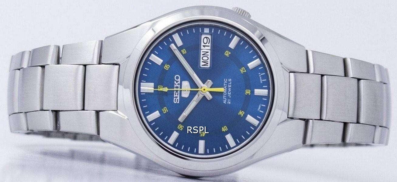 premium selection 2a0e1 c2ad1 Seiko 5 Sports Automatic SNK615 SNK615K1 SNK615K Men's Watch