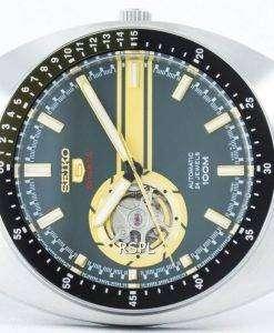 Seiko 5 Sports Automatic 24 Jewels Open Heart Dial SSA333 SSA333K1 SSA333K Men's Watch