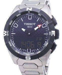 Tissot T-Touch Expert Solar II T110.420.44.051.00 T1104204405100 Quartz Men's Watch