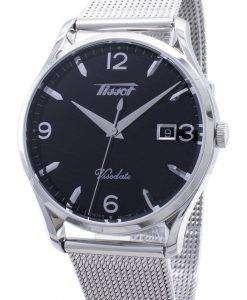 Tissot Heritage Visodate T118.410.11.057.00 T1184101105700 Quartz Men's Watch