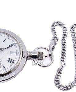 Tissot T-Pocket Savonnette Mechanical T864.405.99.033.00 T8644059903300 Automatic Pocket Watch