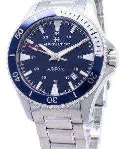 Hamilton Khaki Navy Scuba H82345141 Automatic Analog Men's Watch