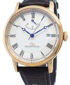 Refurbished Orient Star Elegant SEL09001W EL09001W Automatic Power Reserve Men's Watch