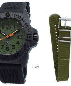 Luminox Navy Seal XS.3517.NQ.SET Quartz 200M Men's Watch