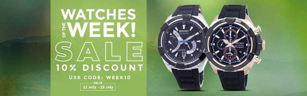 watches of the week